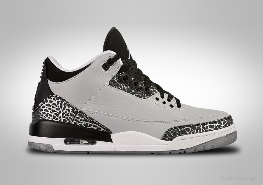 nike air jordan 3 retro wolf grey price. Black Bedroom Furniture Sets. Home Design Ideas
