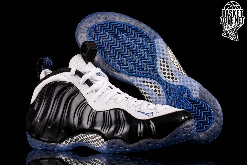 quality design f7b74 b4832 NIKE AIR FOAMPOSITE ONE CONCORD PENNY HARDAWAY