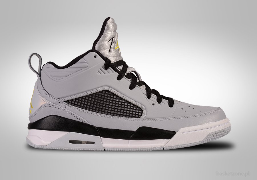 online store 5c037 e4e3d NIKE AIR JORDAN FLIGHT 9.5 WOLF GREY price €105.00   Basketzone.net