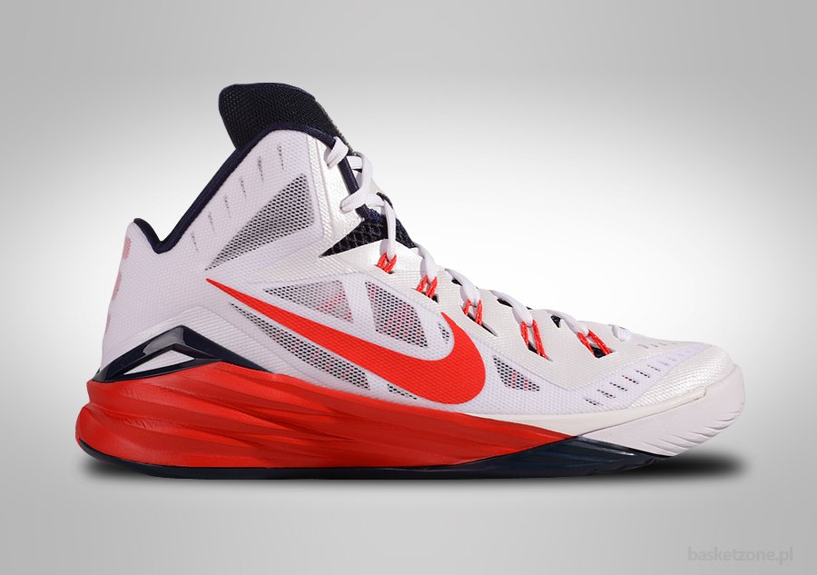 Nike Lunar Hyperdunk Unisex Shoes Red/White/Yellow /Nike Jordan [ N1030]