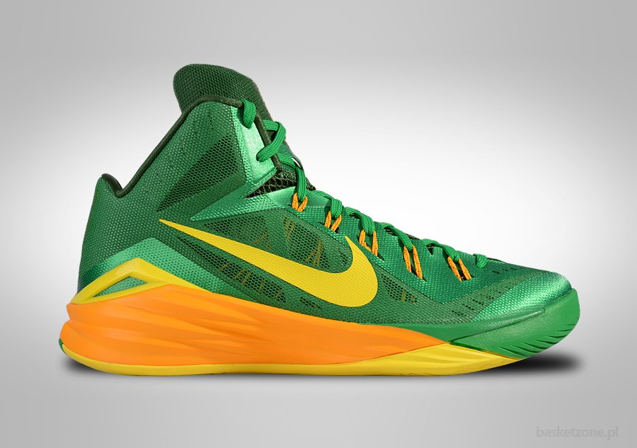 2013 yellow hyperdunks air force low