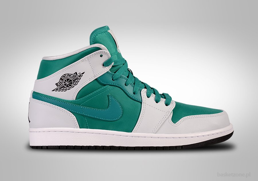 NIKE AIR JORDAN 1 RETRO MID LUSH TEAL