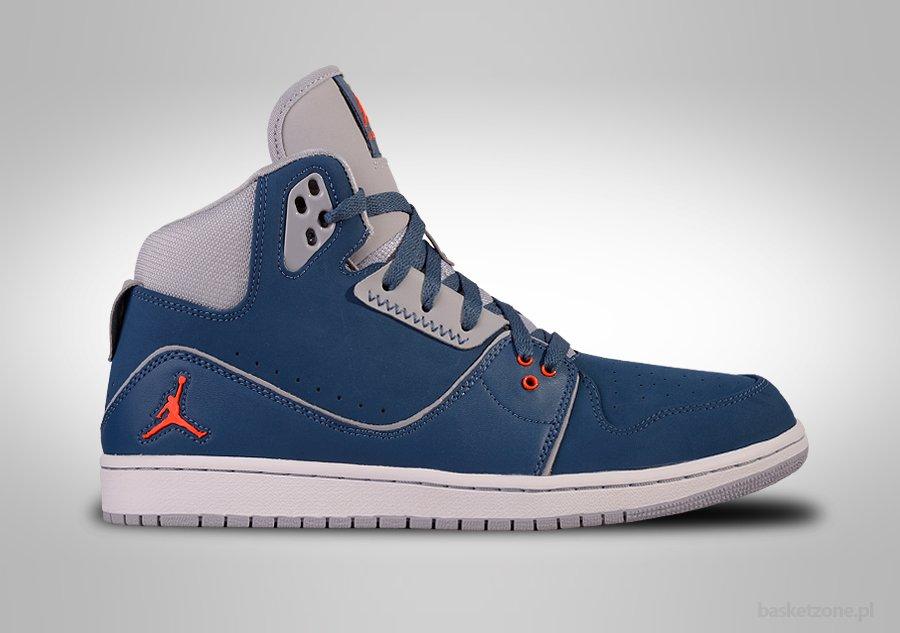 Air Jordan 1 Vol 2 Bleu Ardoise