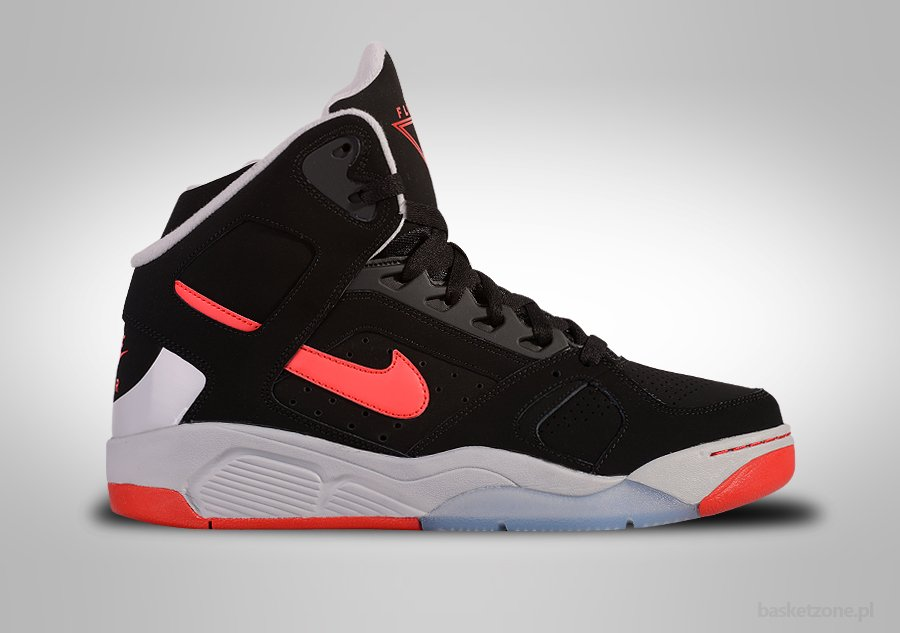 b6d4cb0c7cf NIKE AIR FLIGHT LITE HIGH BLACK UNIVERSITY RED price €105.00 ...