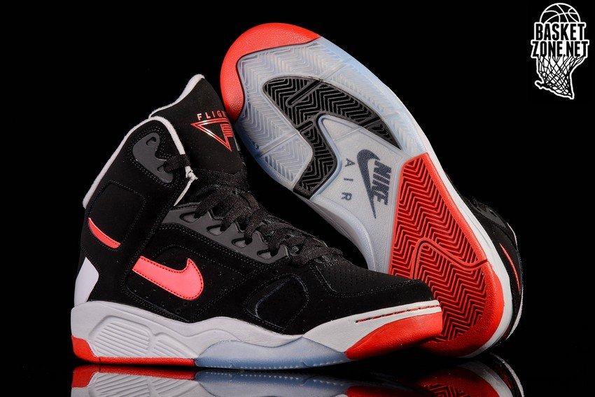Nike Air Flight 89 Python Pack University Red Black