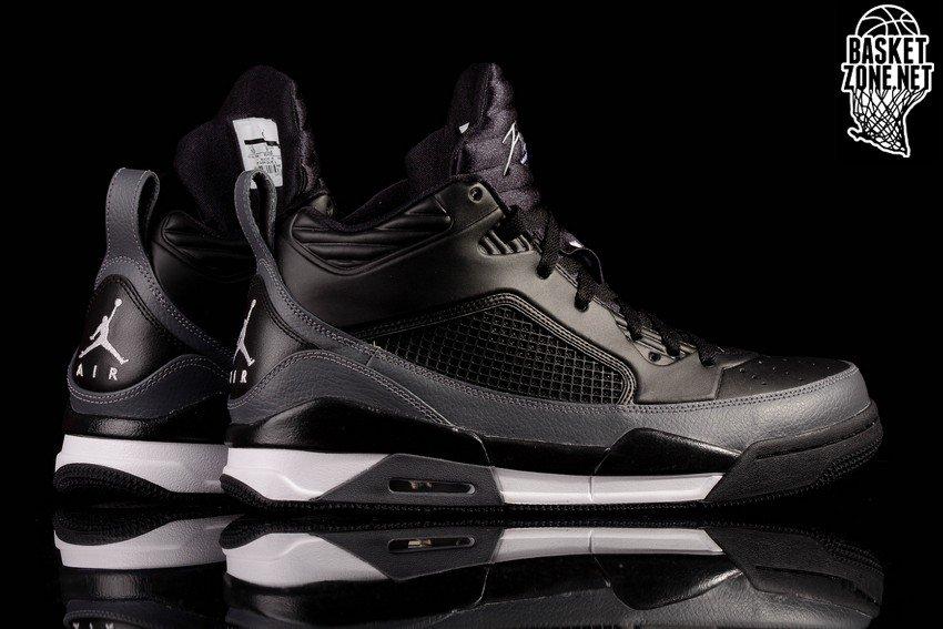 Nike Air Jordan Vol 9,5 Noir Gris Foncé