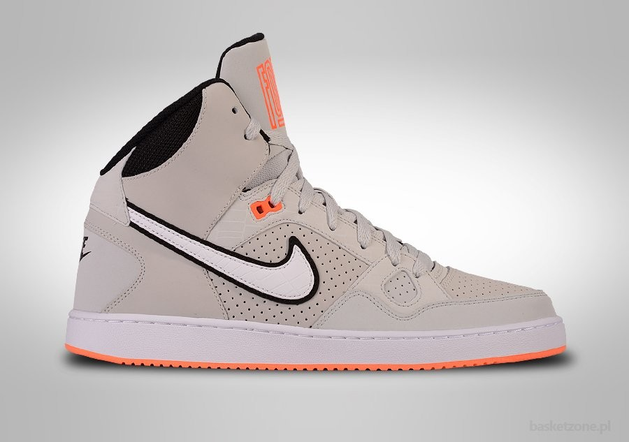 NIKE SON OF FORCE MID LGHT ASH GRY