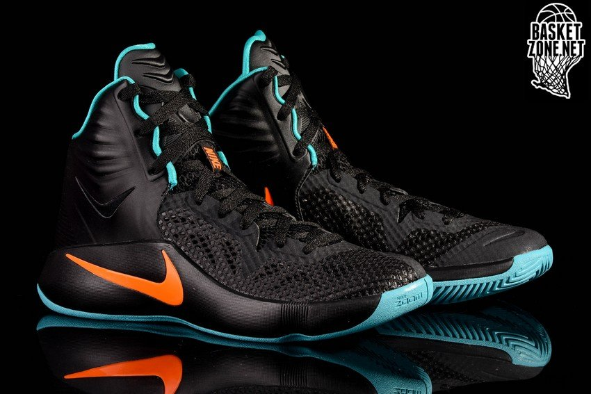 Nike 2014 Chaussures De Basket-ball Hyperfuse