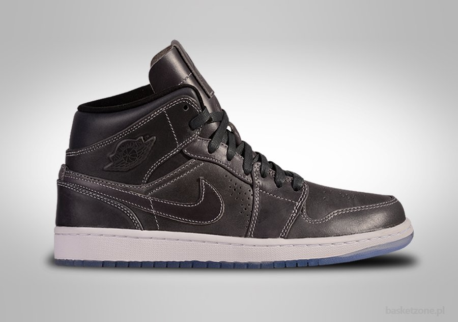 NIKE AIR JORDAN 1 RETRO MID NOUVEAU WOLF GREY