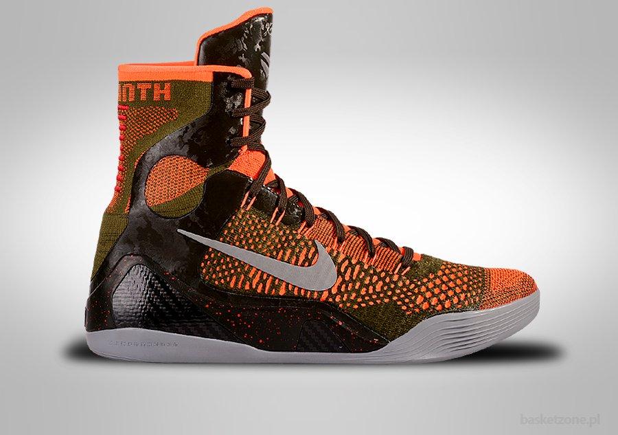 Kobe 9 Elite Strategy New Basketball Shoes