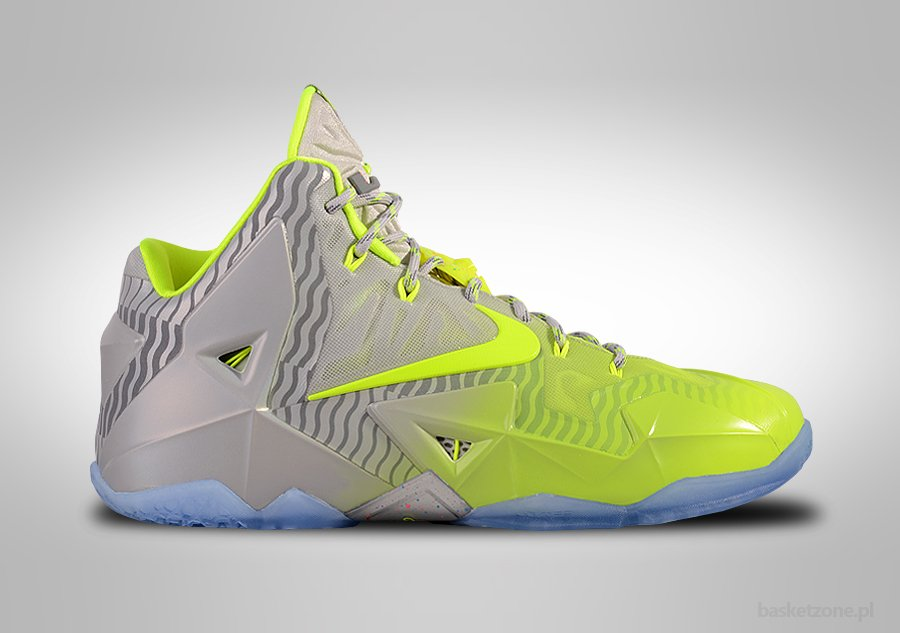 NIKE LEBRON XI MAISON DU LEBRON COLLECTION QS