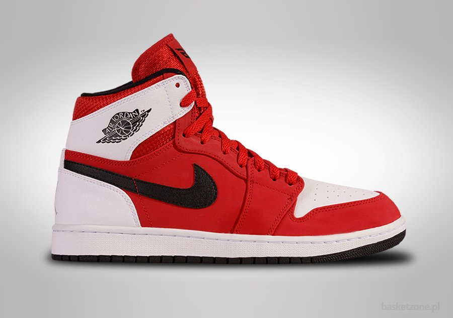 nike air jordan 1 retro high blake griffin clippers red logo