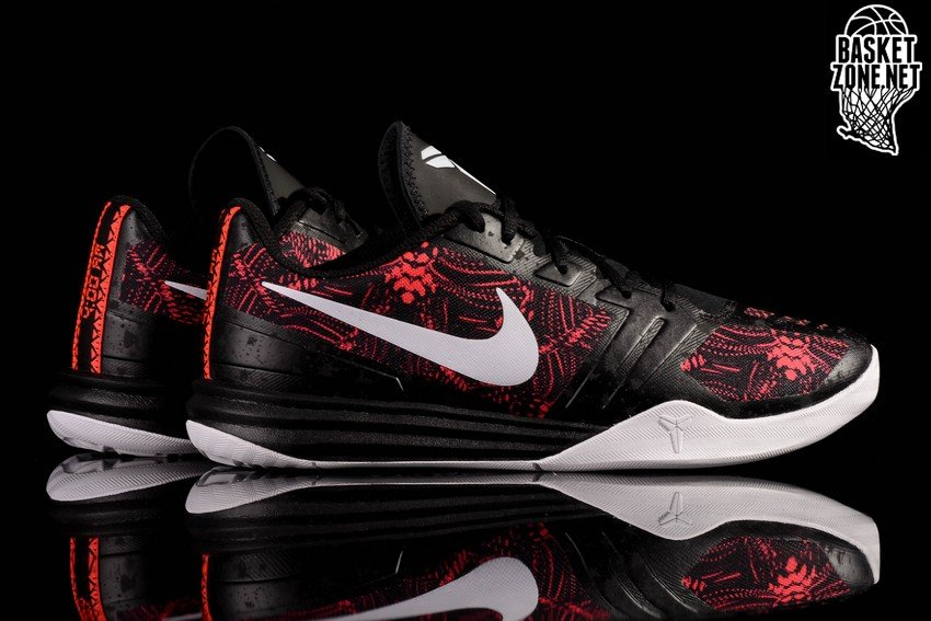 nike shoes kobe mentality 1 red 888018