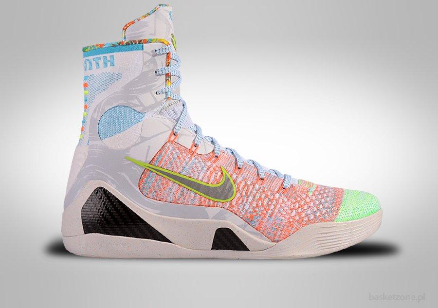 Kobe Bryant Backpacks >> NIKE KOBE 9 ELITE PREMIUM WHAT THE KOBE price €185.00 | Basketzone.net