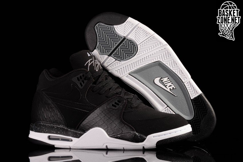 half off c79de af8be ... where to buy nike air flight 89 oreo bef13 0f999 ...