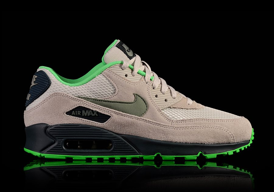 nike air max 90 essential jade stone for 112 50. Black Bedroom Furniture Sets. Home Design Ideas