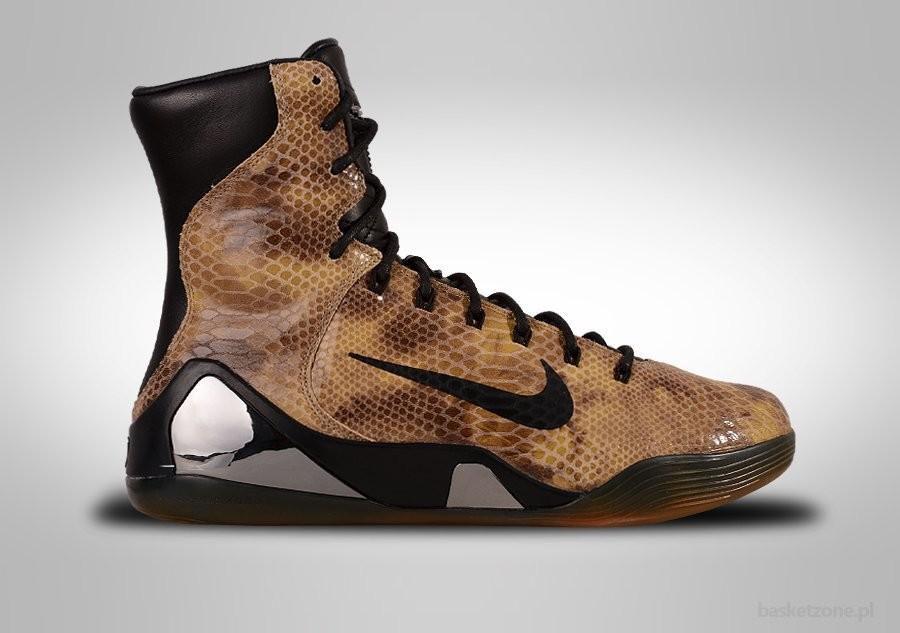 sports shoes cbdf6 d6a89 NIKE KOBE 9 HIGH EXT QS SNAKESKIN