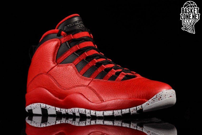 2015 New Arrive Nike Air Jordan 10 Bulls Over Broadway