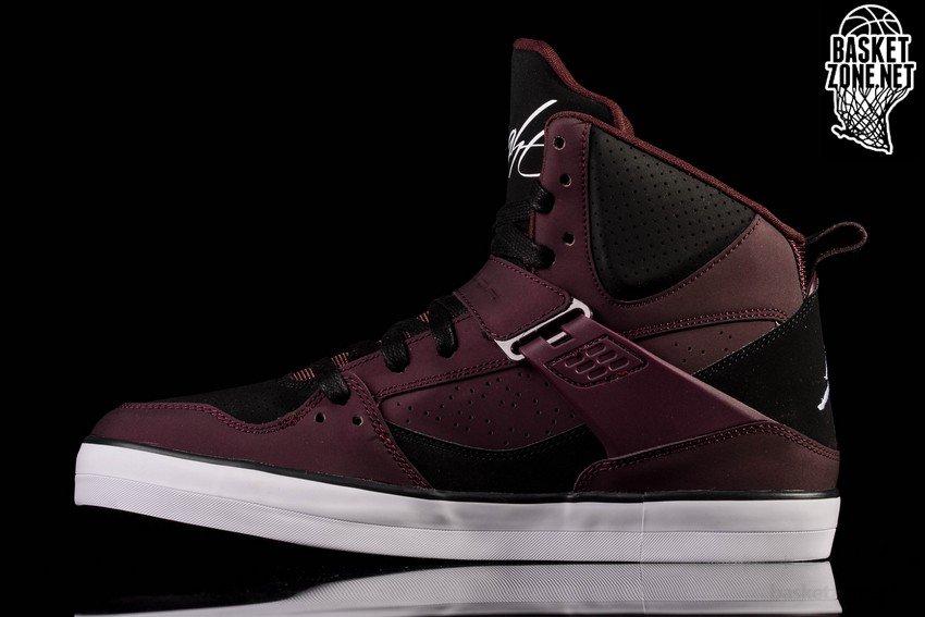 Nike Air Jordan Flight 45 Vulkanisert Burgunder DD6tJ6a