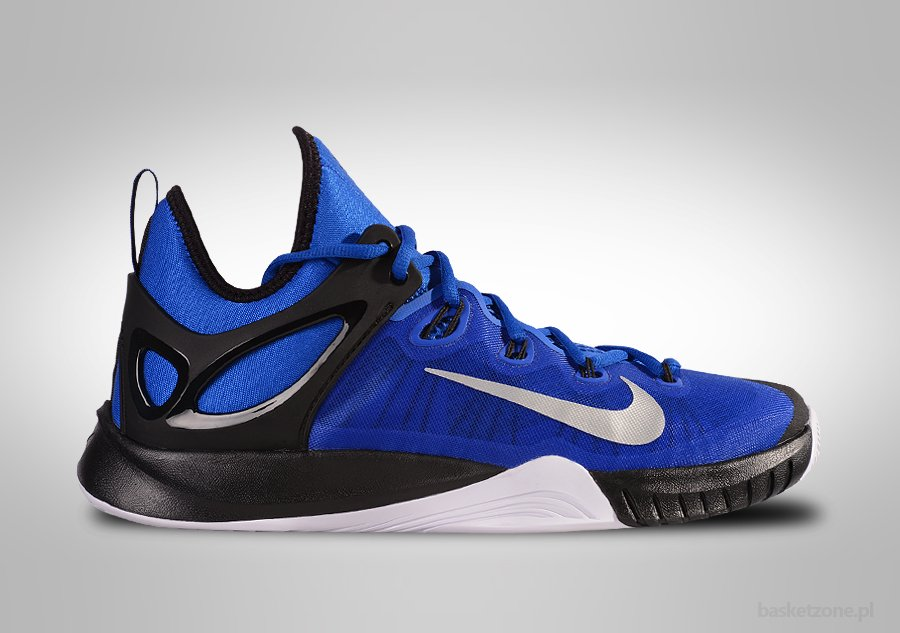 NIKE ZOOM HYPERREV 2015 GAME ROYAL BLUE DEMARCUS COUSINS ...