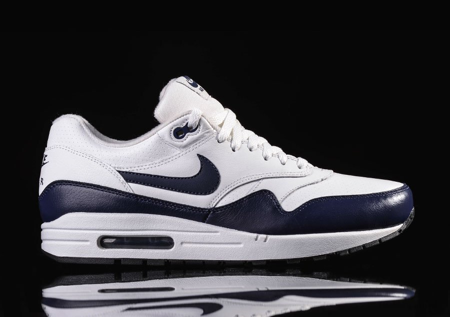 NIKE AIR MAX 1 LTR SUMMIT WHITE