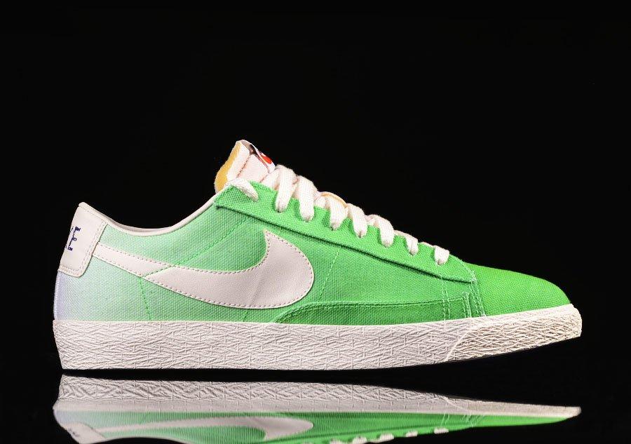 Nike Blazer Faible Prm Toile Vntg vente 100% authentique Peu coûteux SXvefD7ou