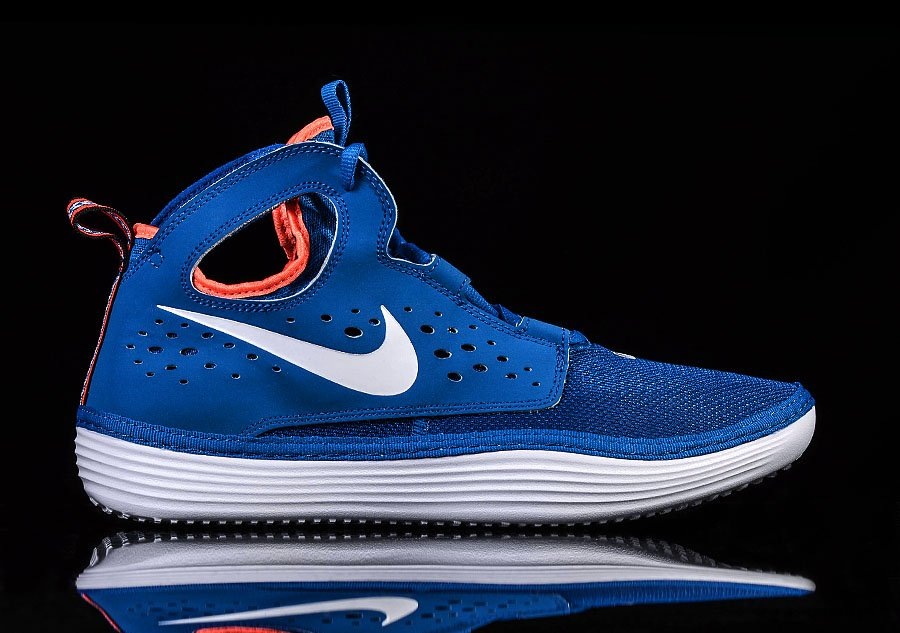 NIKE SOLARSOFT COSTA BLUE DRAGON
