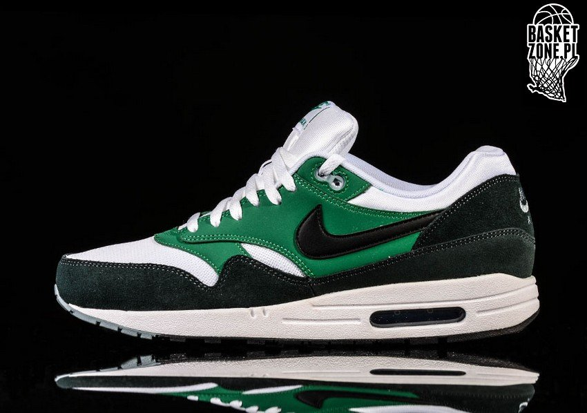 new arrival 359f7 312a1 nike air max 1 essential green suede