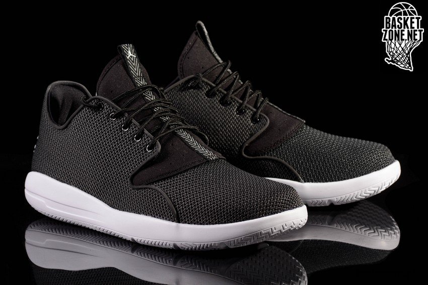 nike air jordan eclipse black&white anthracite jordan eclipse