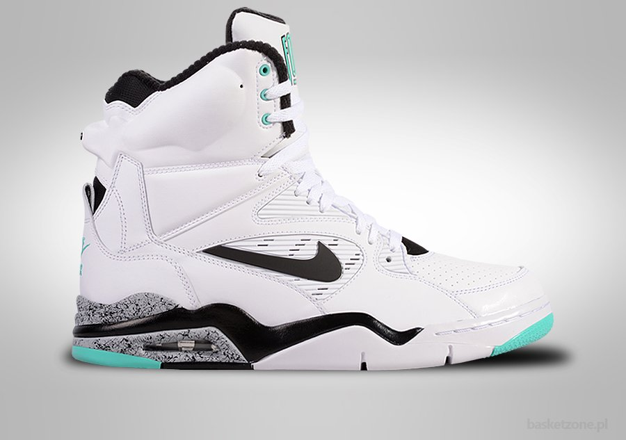 NIKE AIR COMMAND FORCE WHITE MEN CAN'T JUMP