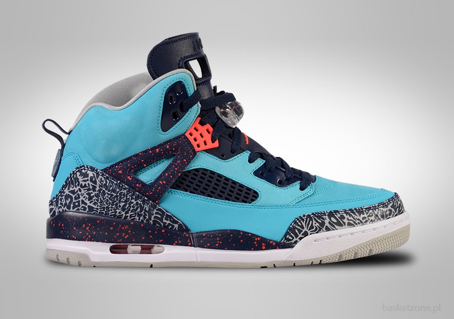sneakers for cheap 28821 fe402 NIKE AIR JORDAN SPIZIKE TURQUOISE BLUE price €115.00   Basketzone.net