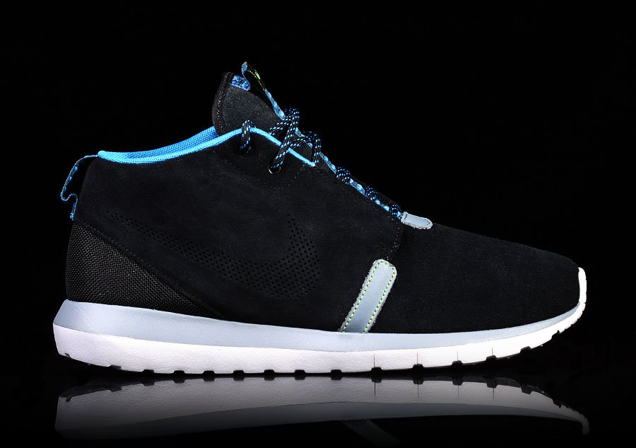 3a4d00c80cfa NIKE ROSHERUN NM SNEAKERBOOT BLACK NEW SLATE price €105.00 ...