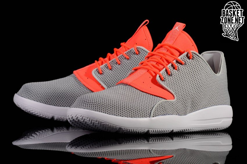 nike air jordan eclipse grey mist infrared 23 cool grey