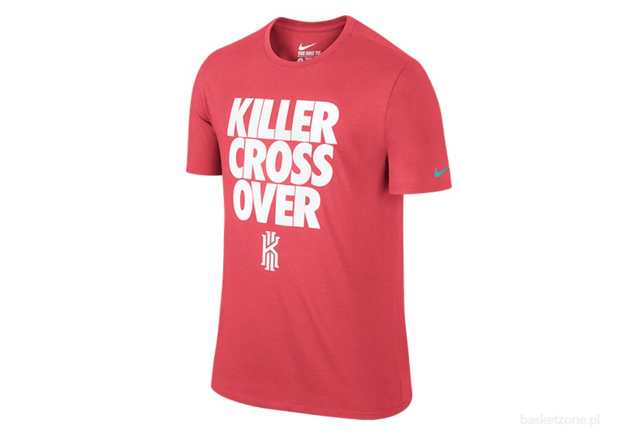 NIKE KYRIE IRVING KILLER CROSS OVER TEE