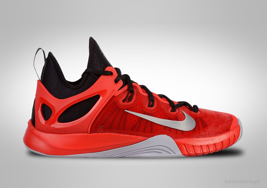 NIKE ZOOM HYPERREV 2015 BLOODY RED JAMES HARDEN