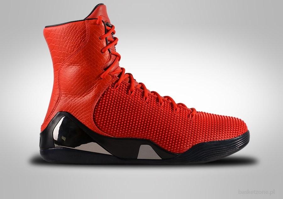 39887f0c2c602 NIKE KOBE 9 HIGH KRM EXT QS RED OCTOBER price €205.00 | Basketzone.net