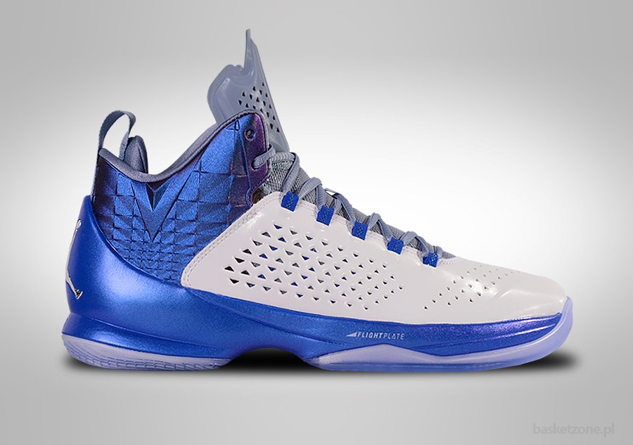huge selection of c173a f085a NIKE AIR JORDAN MELO M11 WHITE GAME ROYAL BLUE price €112.50   Basketzone. net