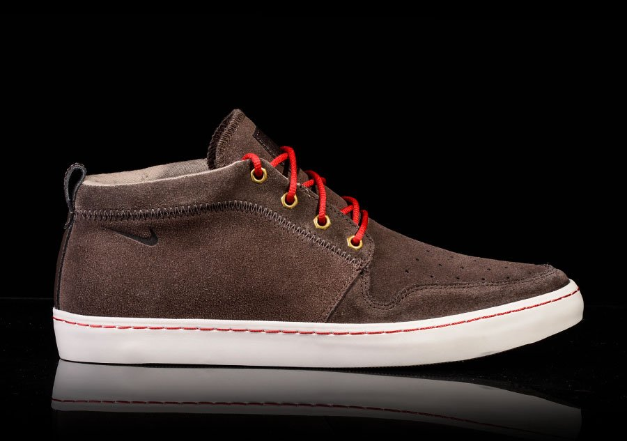 NIKE WARDOUR CHUKKA BROWN