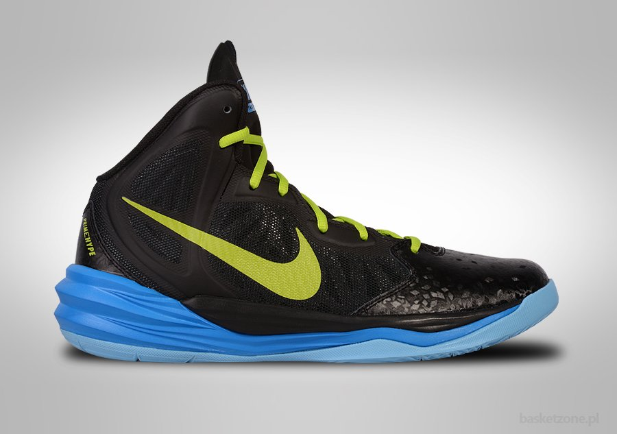 NIKE PRIME HYPE DF BLACK PHOTO BLUE