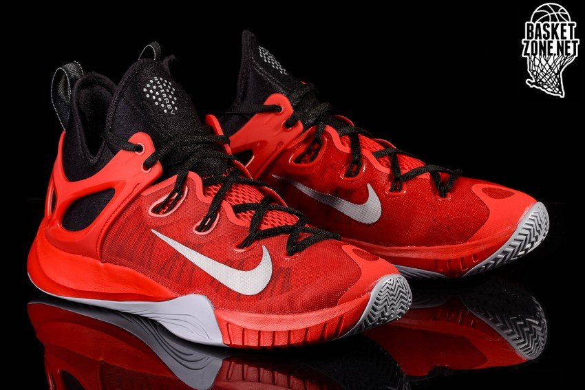 size 40 42cf3 3d9d9 NIKE ZOOM HYPERREV 2015 BLOODY RED JAMES HARDEN