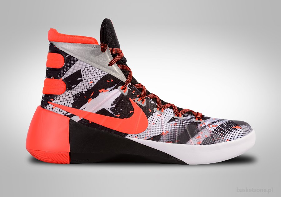 nike hyperdunk 2015 prm whitebright crimsonblack for �95