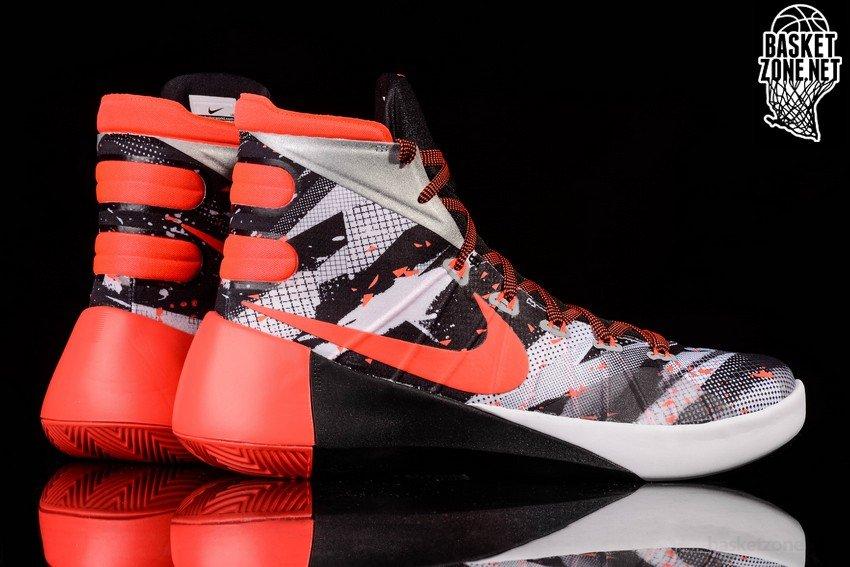 High Quality Nike Hyperdunk 2015 Cheap sale White Black Bright C