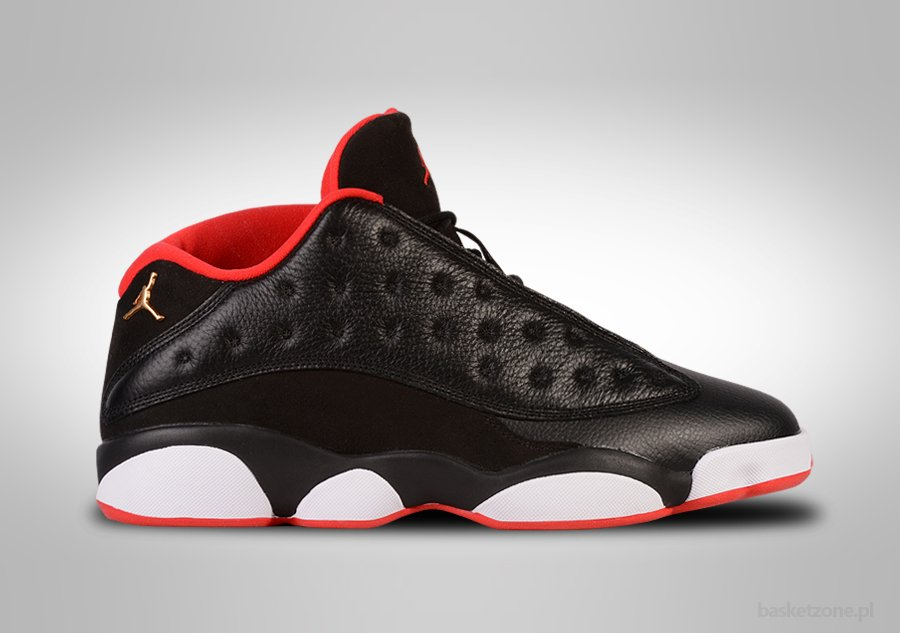 NIKE AIR JORDAN 13 RETRO LOW BRED