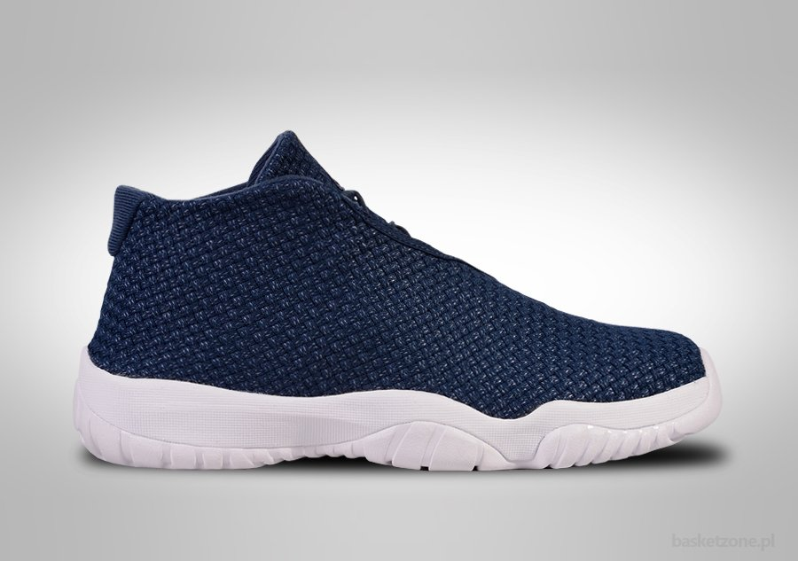 NIKE AIR JORDAN FUTURE MIDNIGHT NAVY WHITE