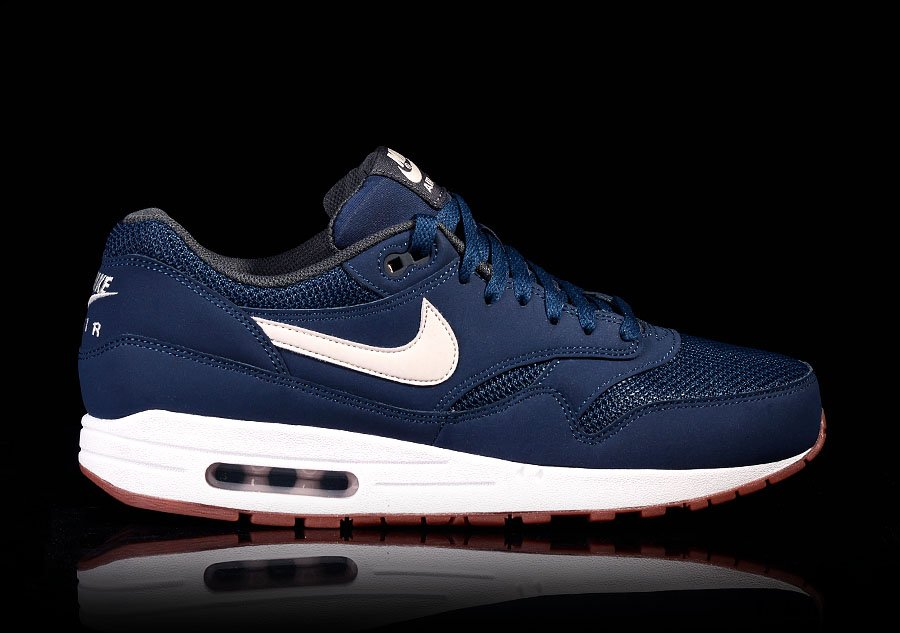nike air max 1 essential blue navy