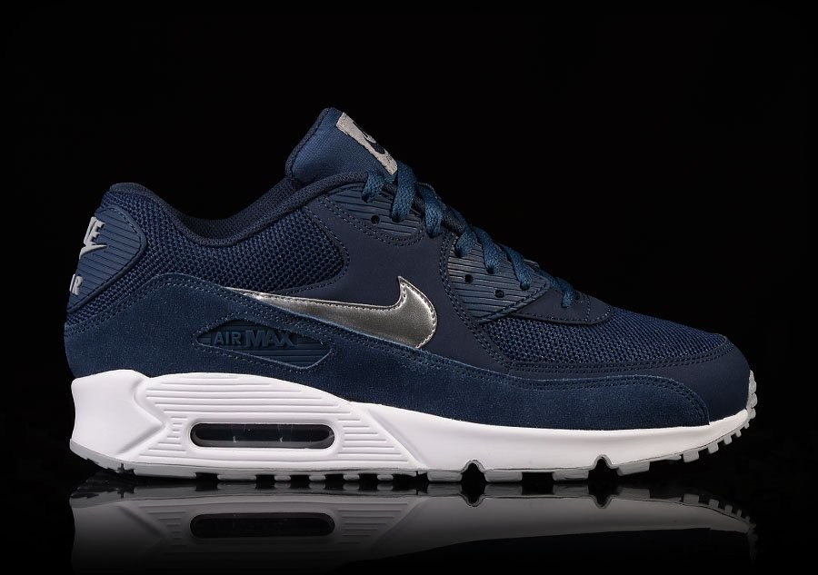 premium selection c82f7 9b986 ... spain nike air max 90 essential midnight navy 78117 9f678