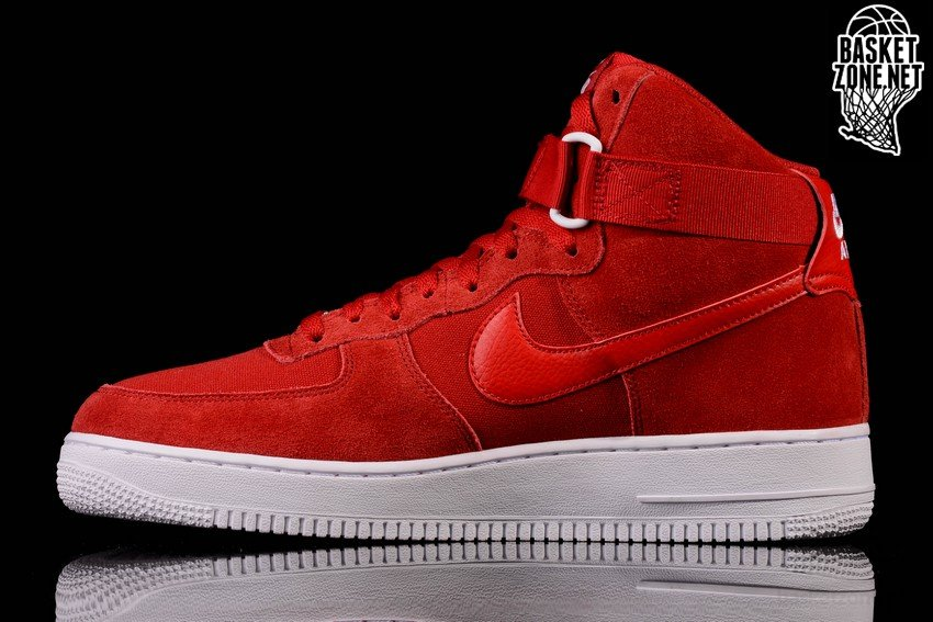 nike air force 1 high 39 07 gym red for 105 00. Black Bedroom Furniture Sets. Home Design Ideas