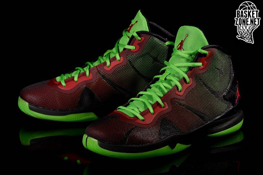 best loved 87fed 56725 FIRE NIKE AIR JORDAN SUPER.FLY GS 4 MARVIN THE MARTIAN BLAKE GRIFFIN ...