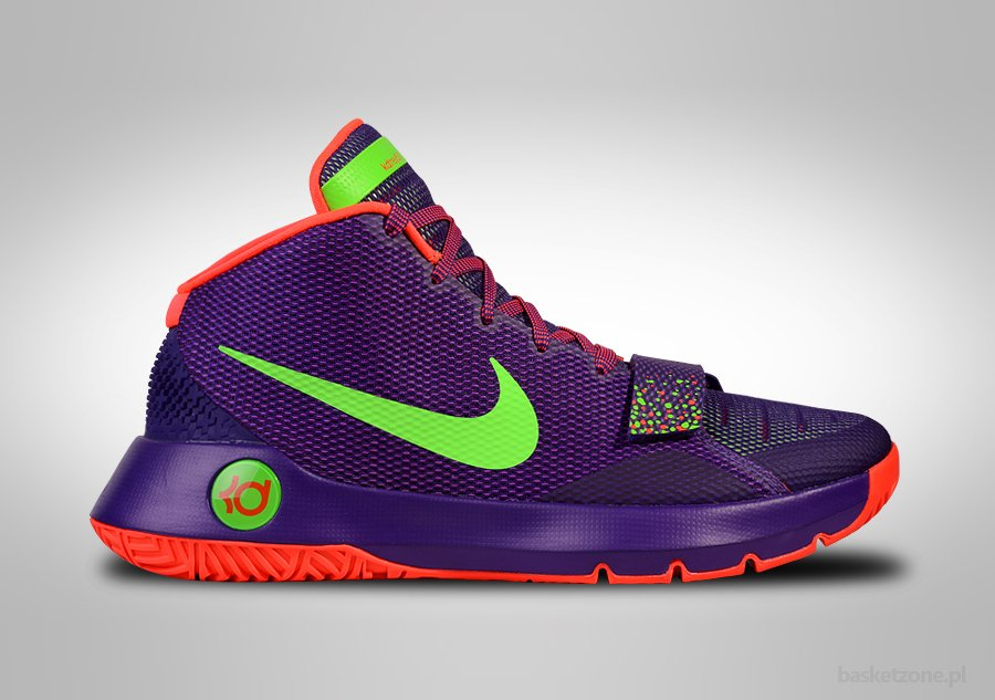 NIKE KD TREY 5 III JOKER COURT PURPLE