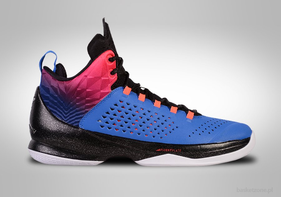 NIKE AIR JORDAN MELO M11 RED HOOK SUNSET